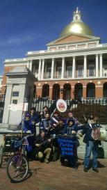JP Honk at State House