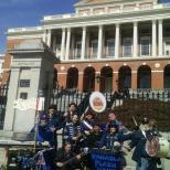 JP Honk at State House